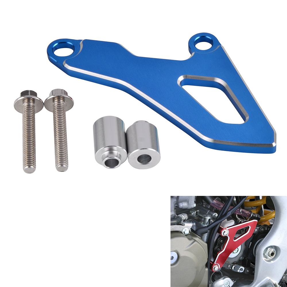 CNC Front Sprocket Chain Cover Guard for Honda CR250R CRF250R CRF250X CRF450R